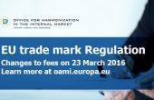 Gebühren Kosten EU-Marke Unionsmarke anmelden Anmeldung
